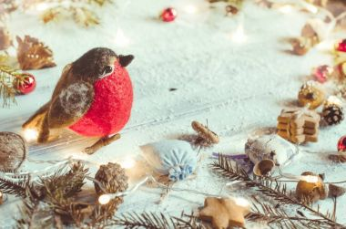 Small magic decor for Christmas