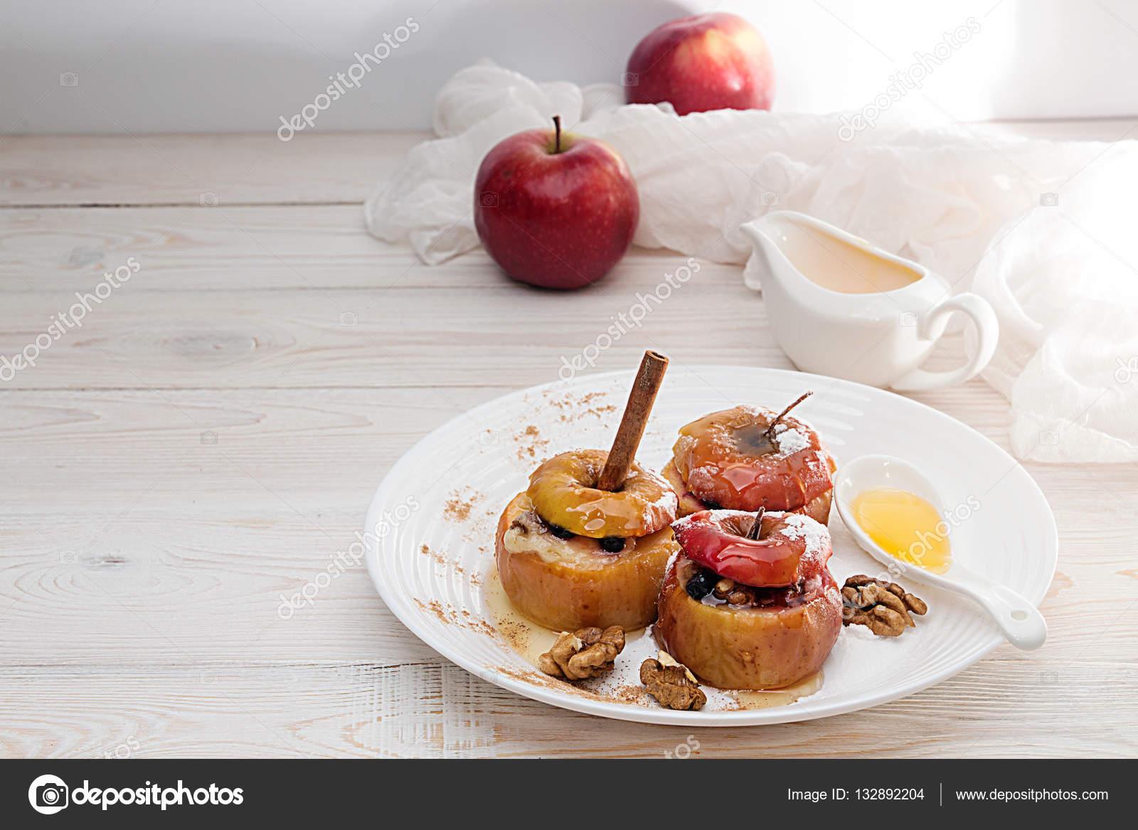 Cevizli Elma Dolması Tarifi