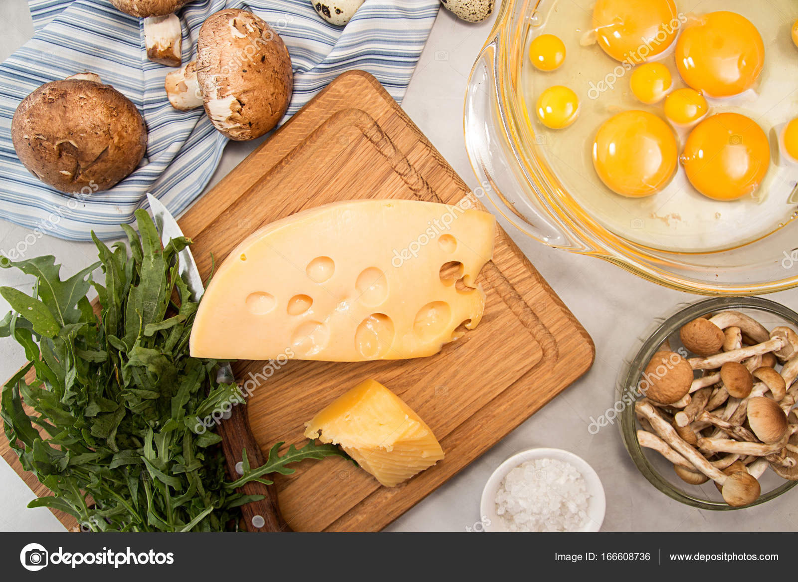 Aufwand Fur Die Zutaten Frittata Quiche Vegetarisch Diat Essen Zb