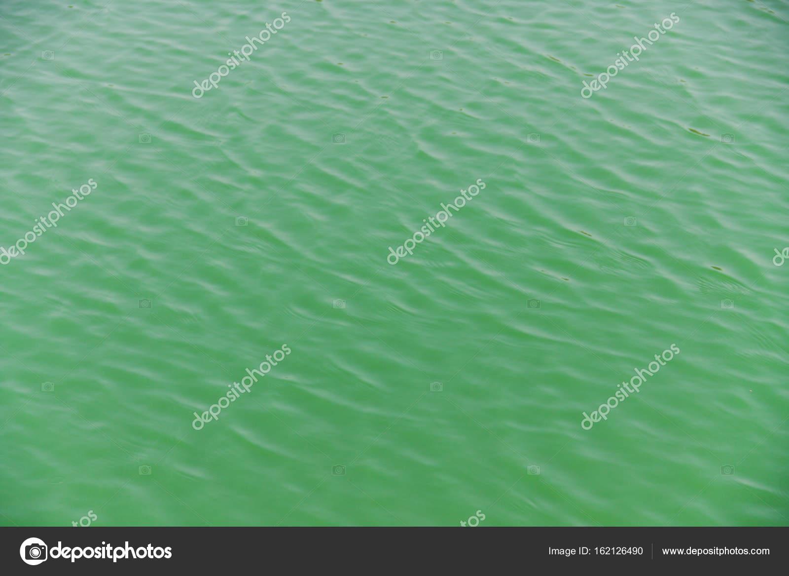 Hermoso Fresco Onda Agua Verde Piscina Para Fondo Fotos De Stock