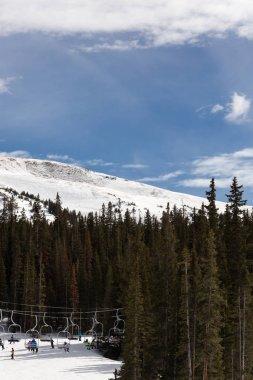 Snow Mountain loveland ski