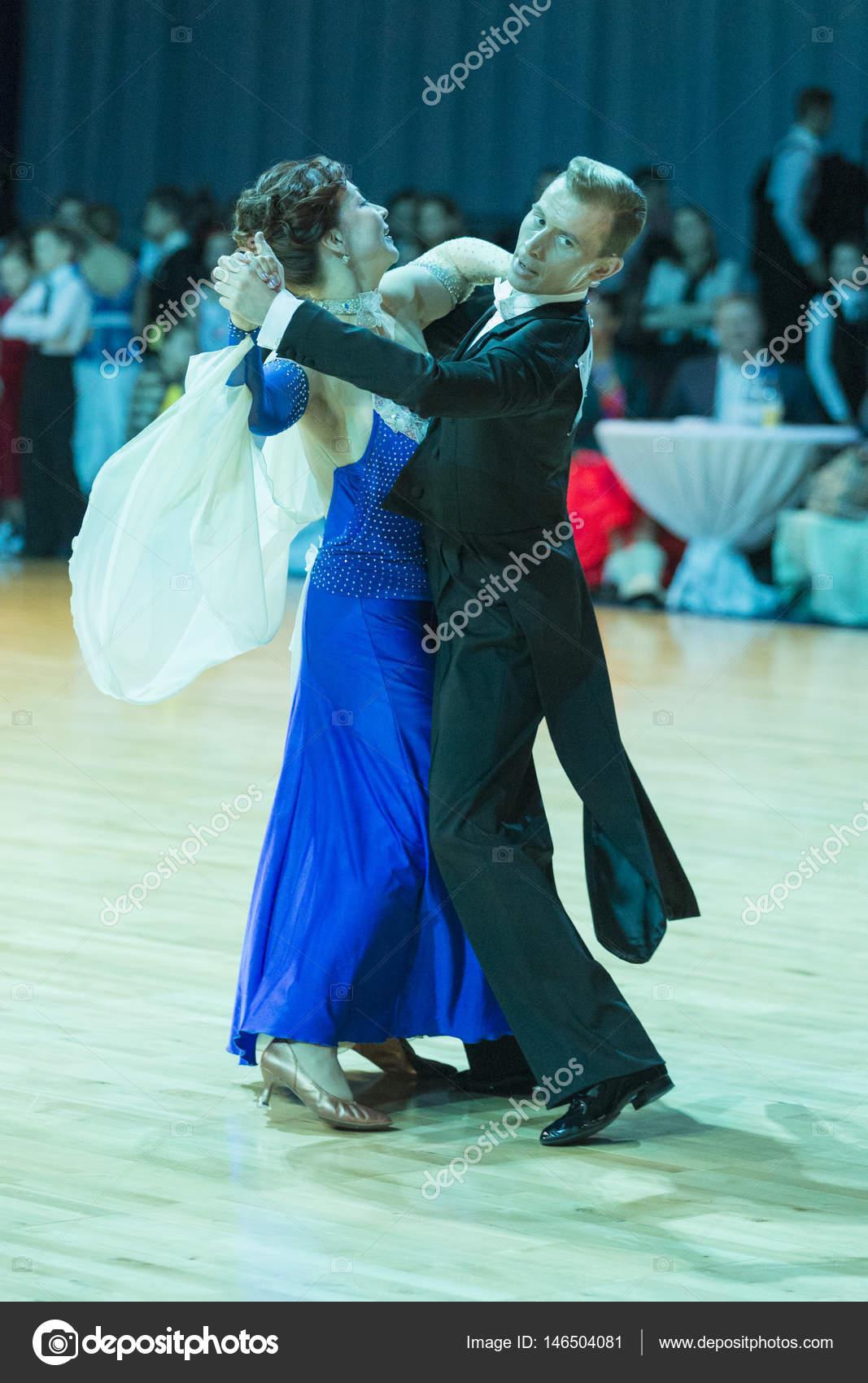 Pro-Am Dance Couple Performs Pro-Am Super Cup International European ...