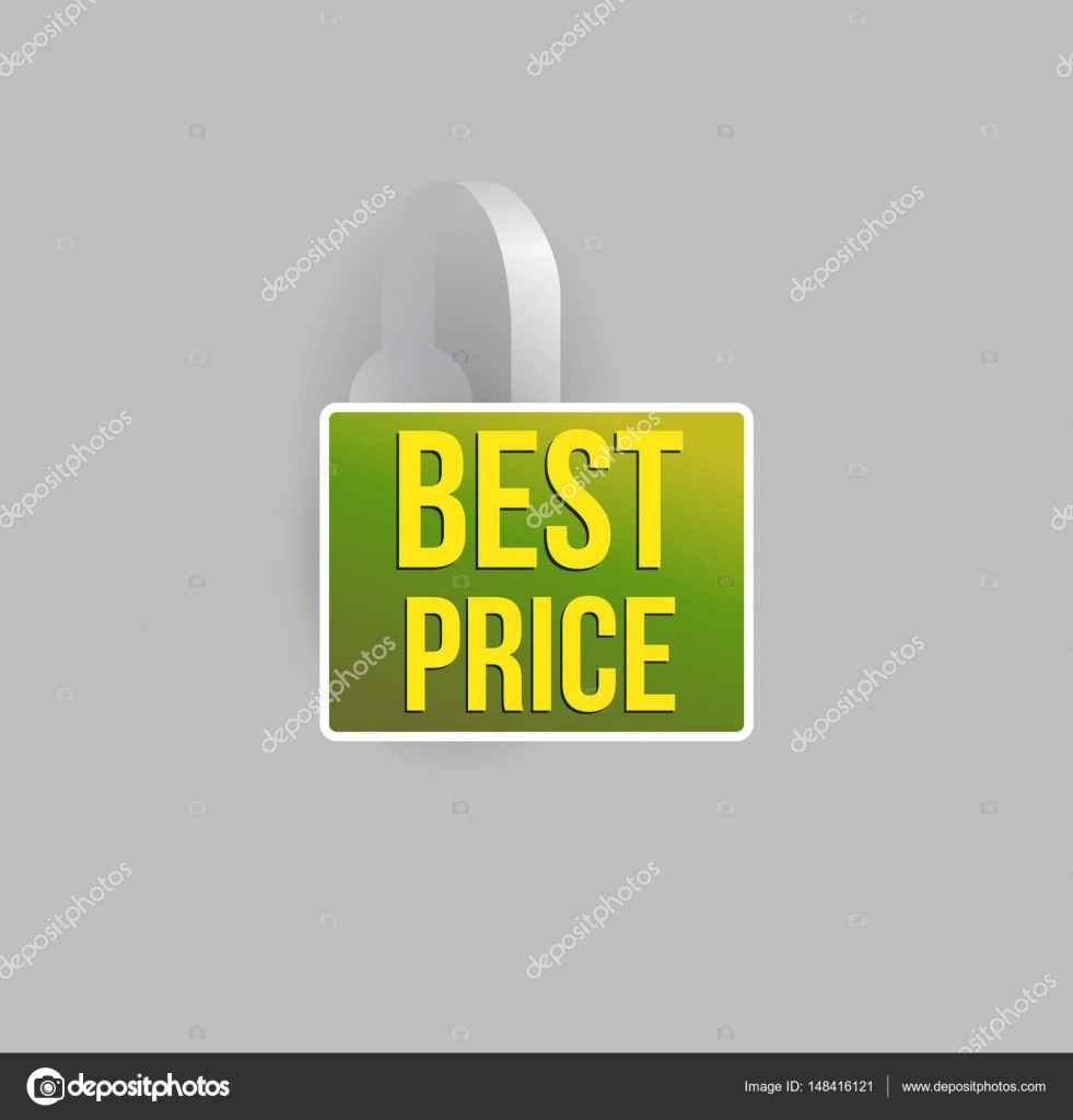 Shelf Wobbler Discount Label Mockup Stock Vector C Ilonitta 148416121