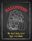 plakát svátek Halloween