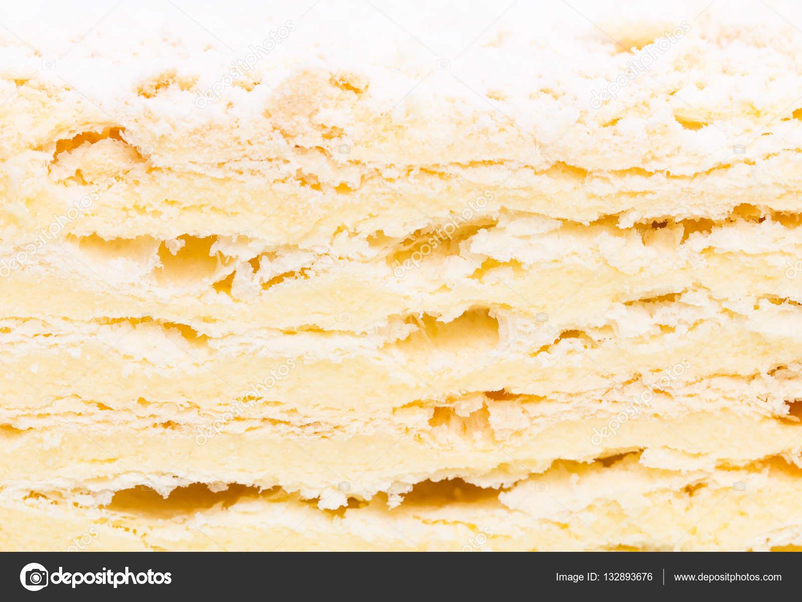 rysk napoleon tårta