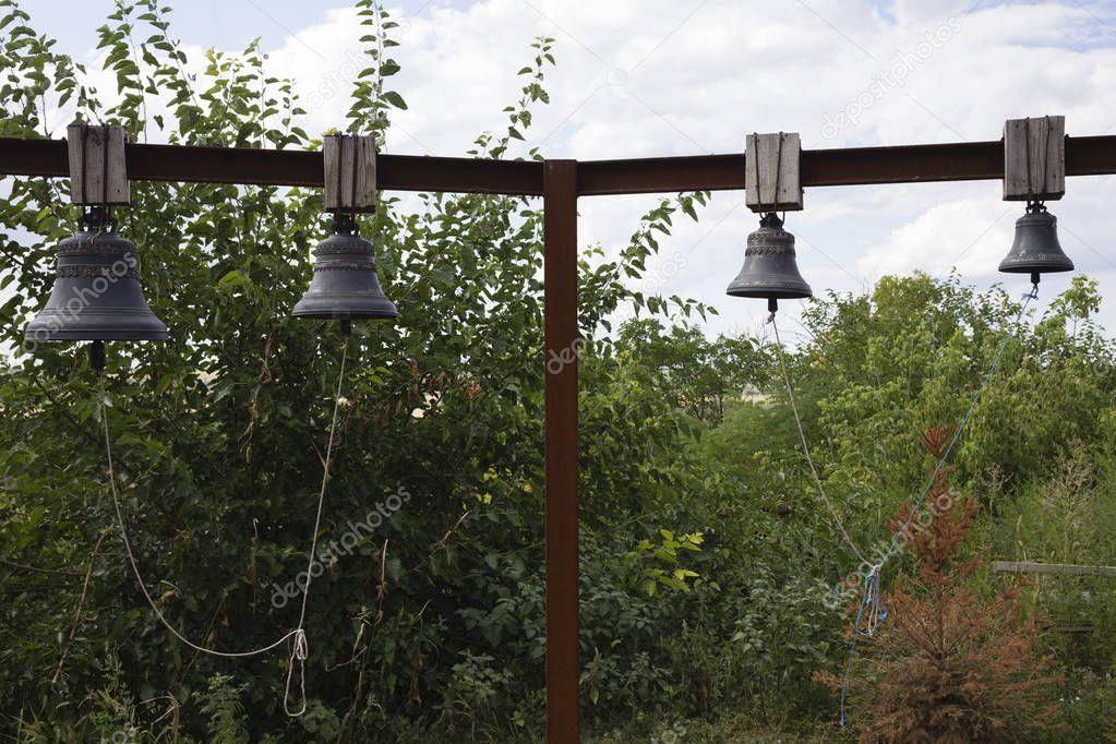 Four church bells.