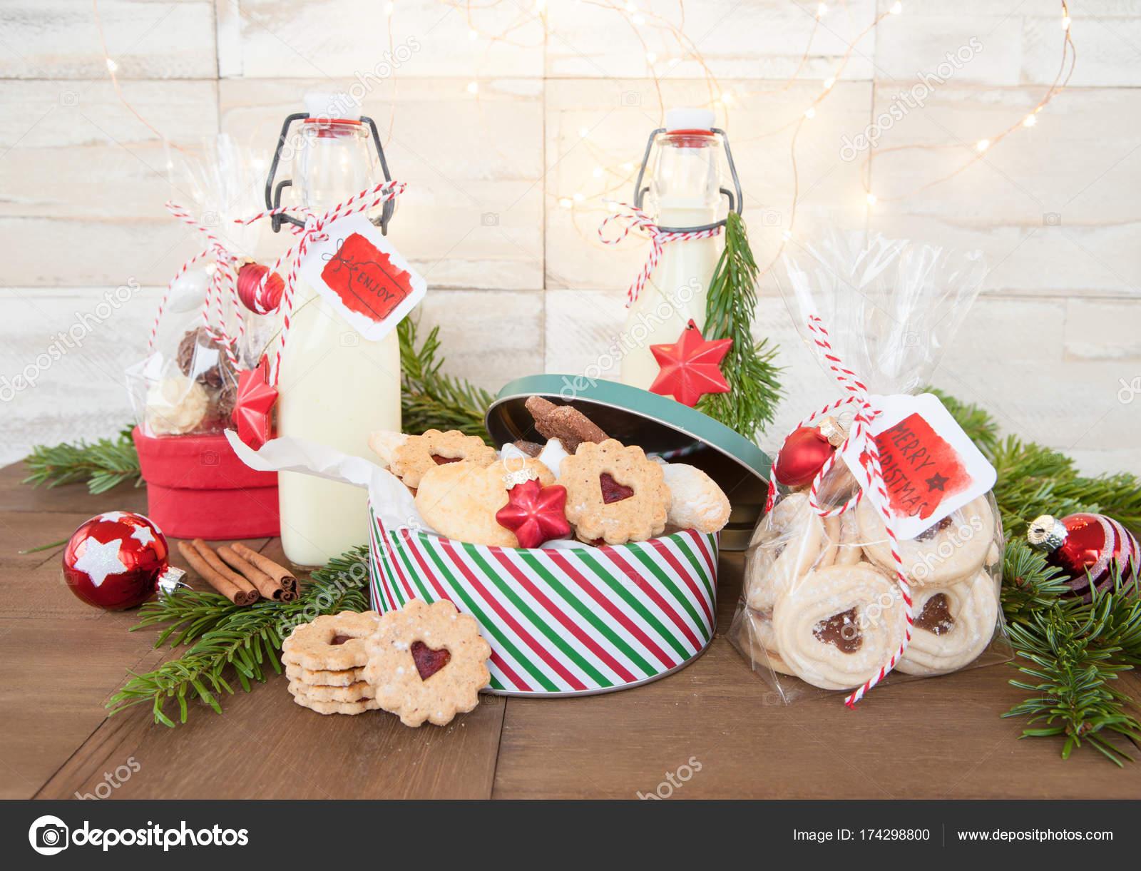 Selbstgemachte Geschenke für Weihnachten — Stockfoto © BarbaraNeveu ...