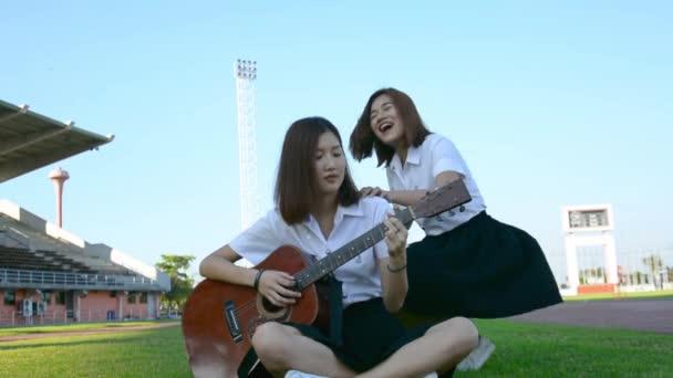 Asian college girl uni — 5