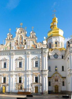 Kiev. Ukraine. Kiev Pechersk Lavra or the Kiev Monastery of the Caves. Travel photo.