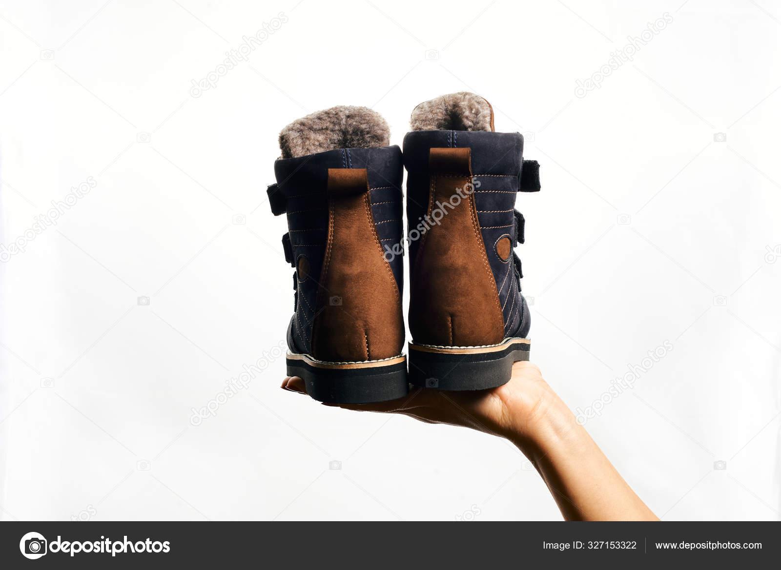 orthopedic winter shoes