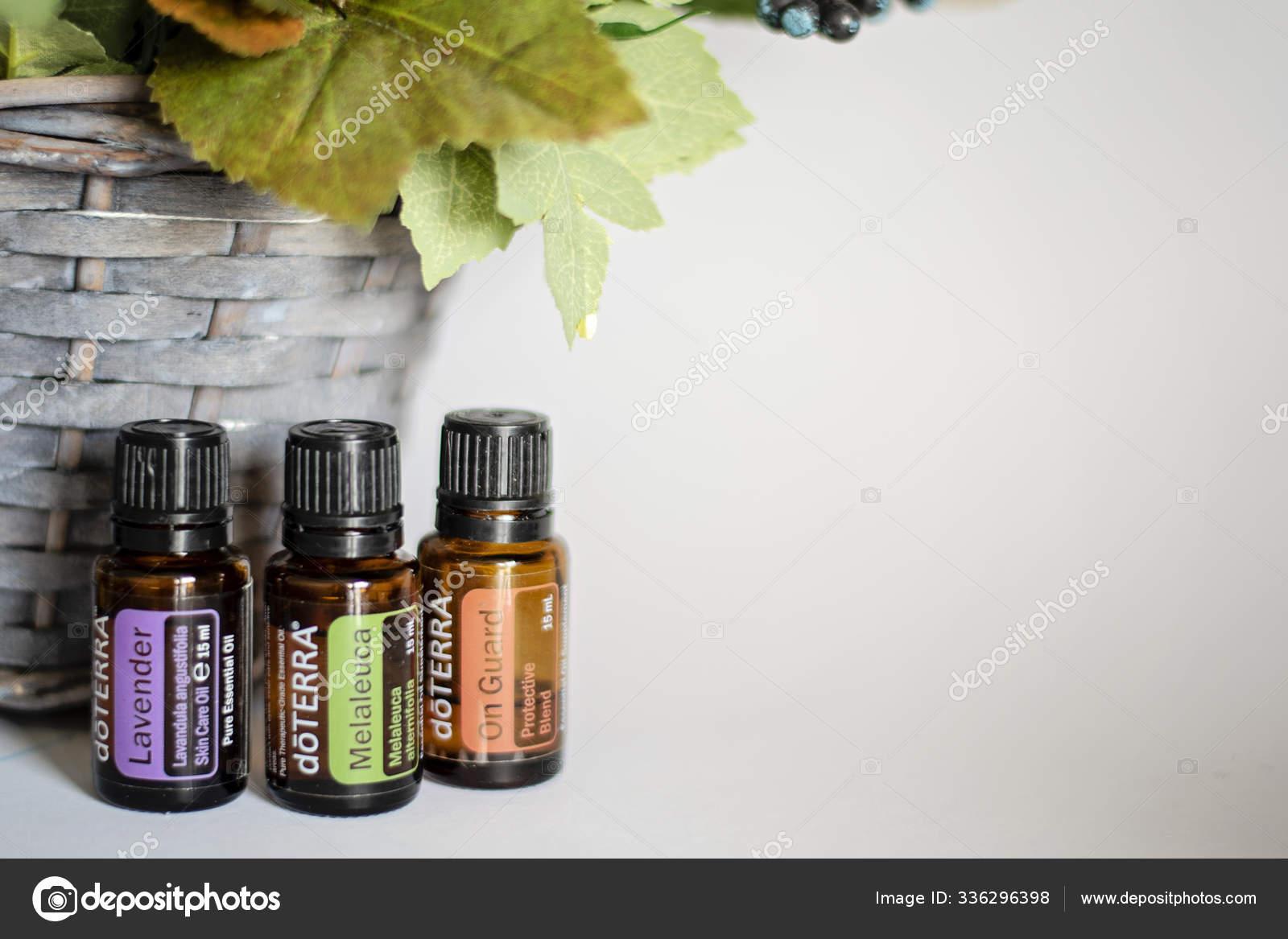 High Quality Essential Oils Doterra Brand Stock Editorial Photo C Matusskaaaaa 336296398