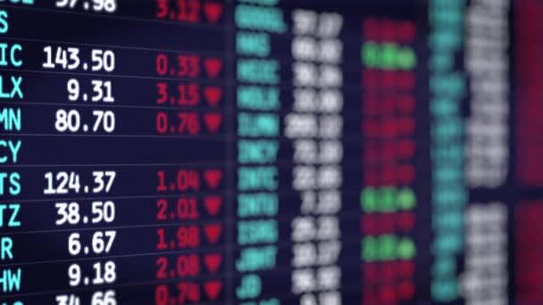 Finanzkrise: Aktienkurse schreiben rote Zahlen und zeigen Anzeichen einer Rezession