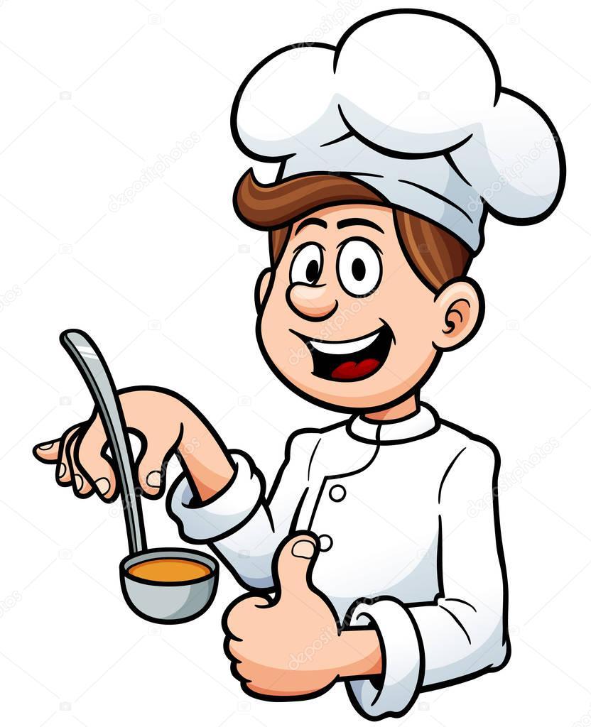 personaje de dibujos animados chef archivo im u00e1genes cook clip art pictures cook clip art borders