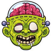 Vektorova Grafika Animace Kresleny Monster Chuze 140658348