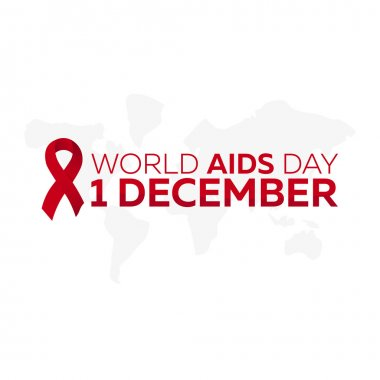 World Aids day. Vector illustration