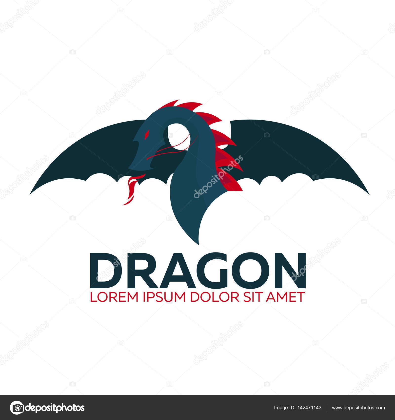 Chinese Dragon Logo Idealstalist