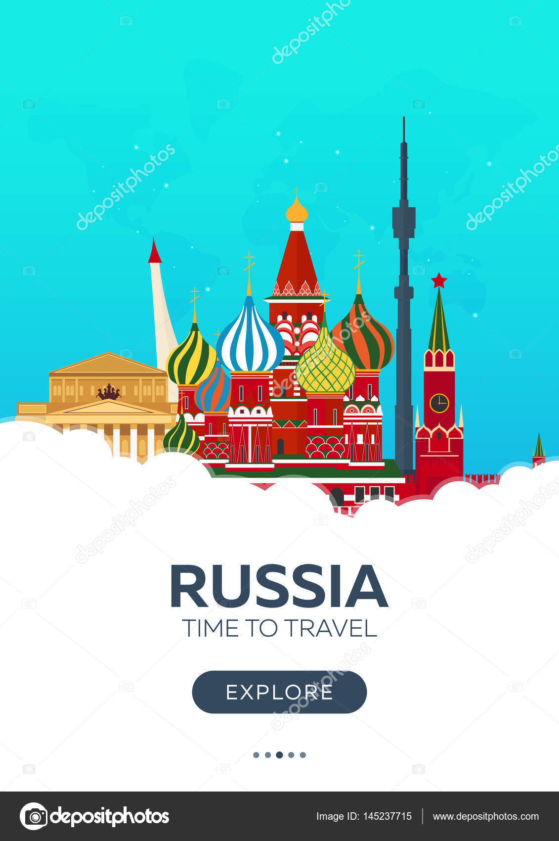 how to travel to russia from usa
