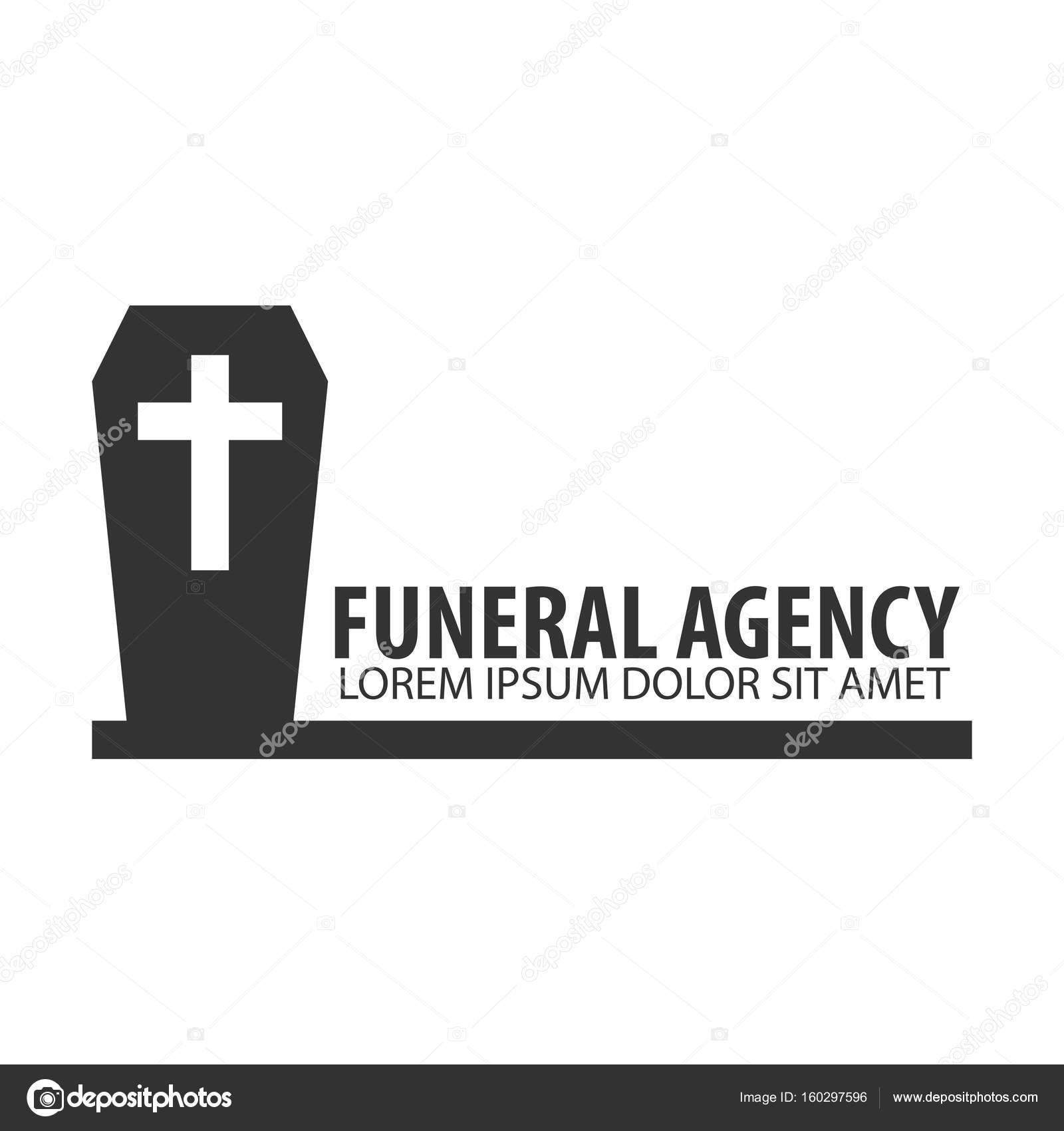 Servicio ceremonial de la empresa de pompas fúnebres. Agencia ...