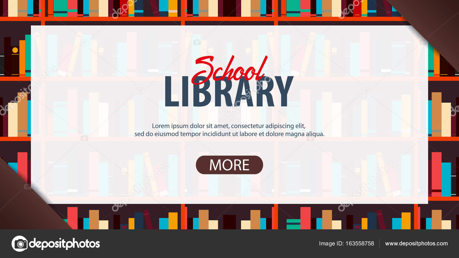School Library Banners Medievil Banners