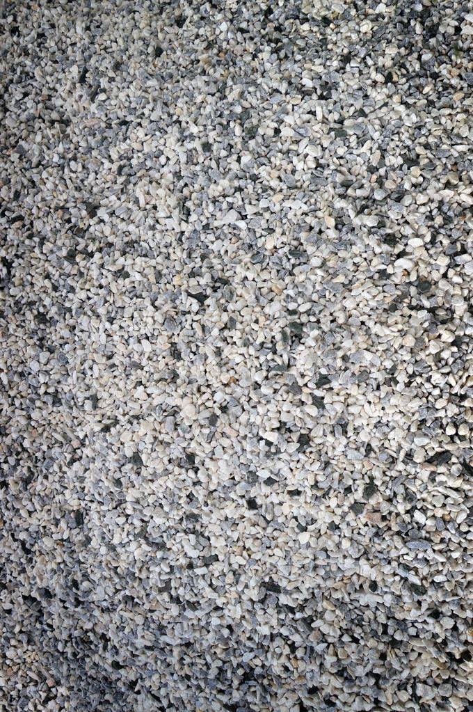 Texture, pattern, sfondo. graniglie di marmo per l'abbellimento campioni close-up di ciottoli ...
