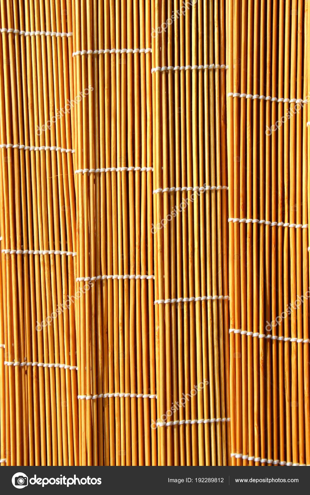 Textur Des Bambus Jalousien Nahaufnahme Stockfoto C Julia5 192289812
