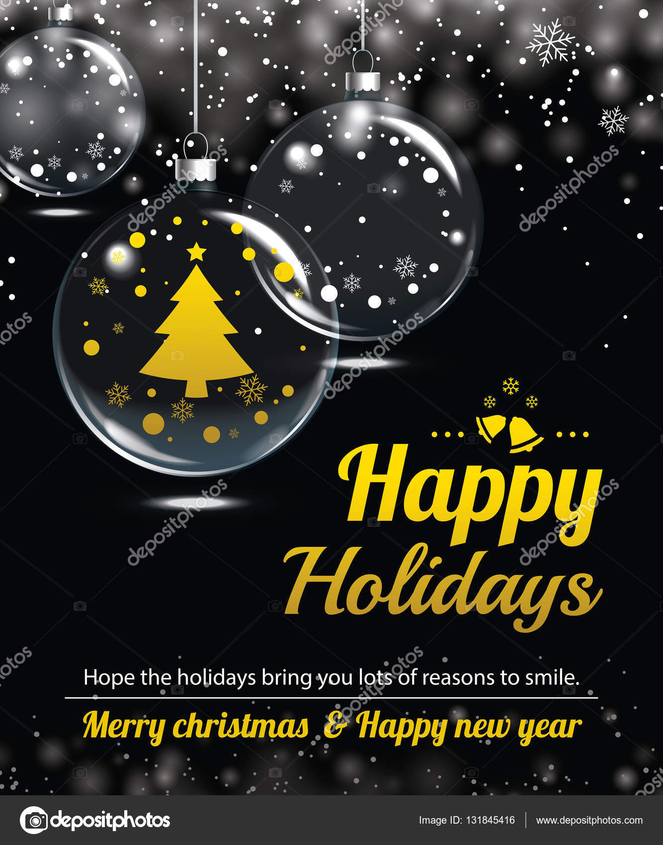 holiday greeting template