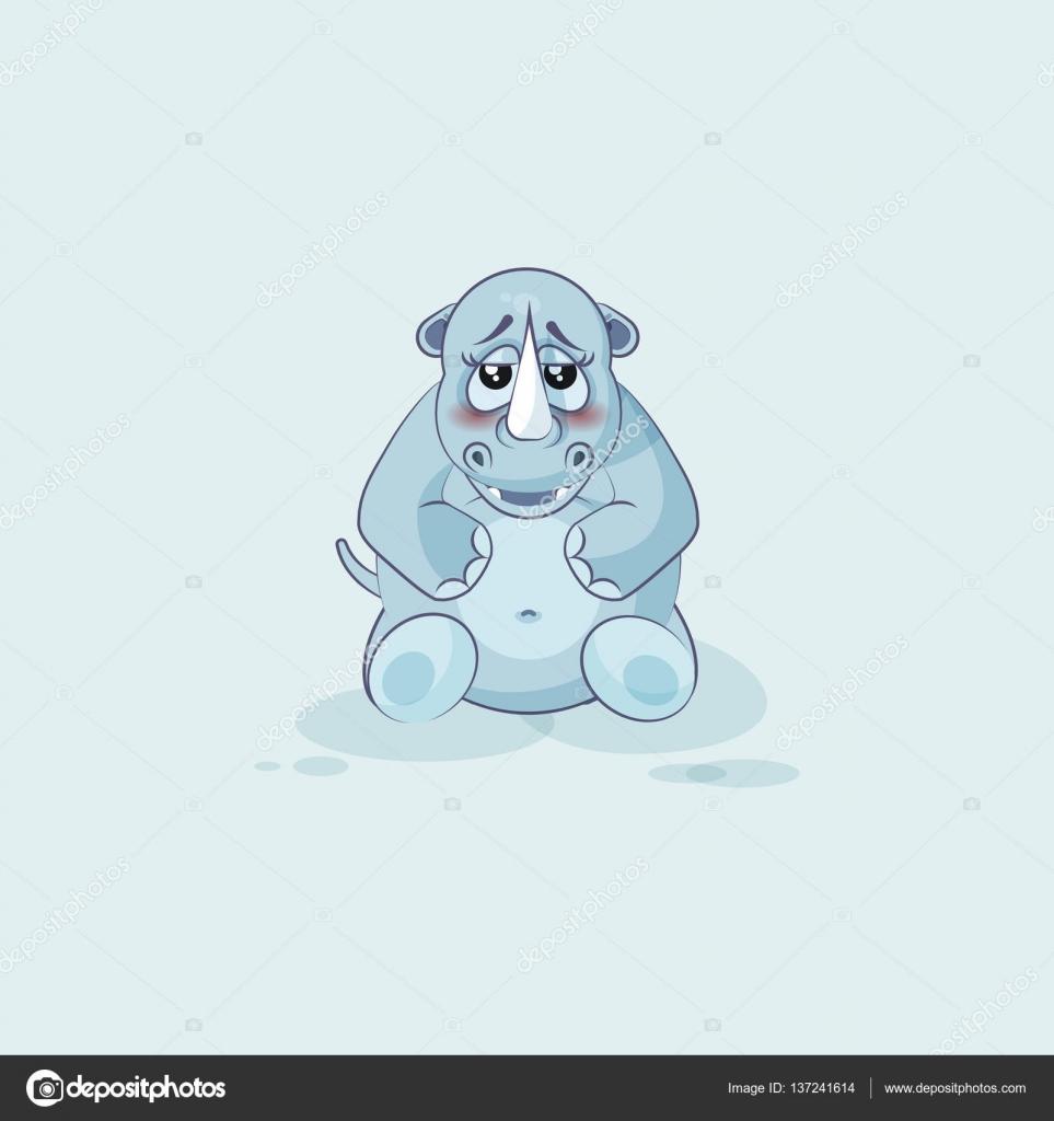 ilustração isolado emoji personagem dos desenhos animados