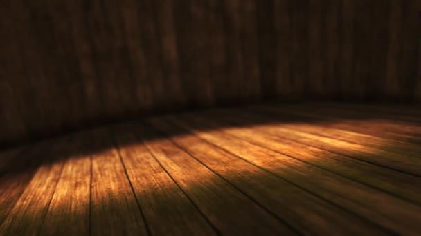 3D pozadí, Dřevěné podlahy