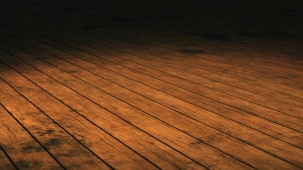 3D Hintergrund, Holzboden