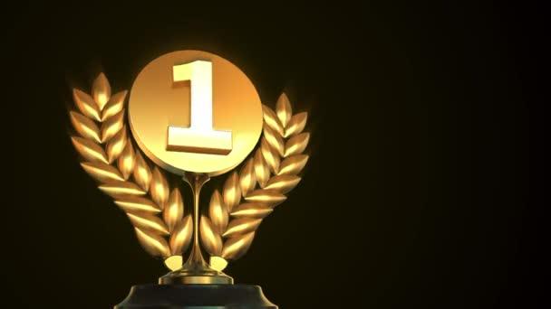 3D háttér, Első helyezés Gold Award Number One Loop