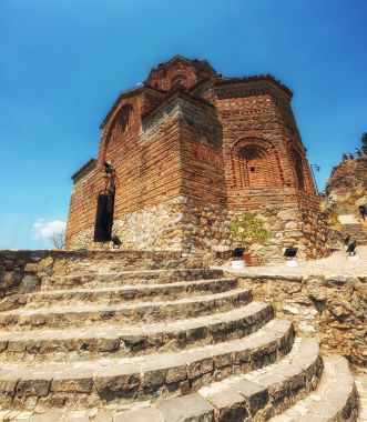 Church of St John, Ohrid, Macedonia