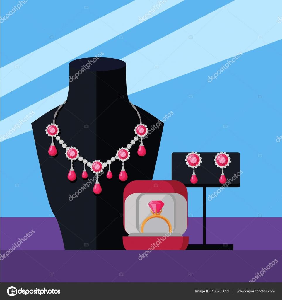 794a60bb0e04 Joyas conjunto collar