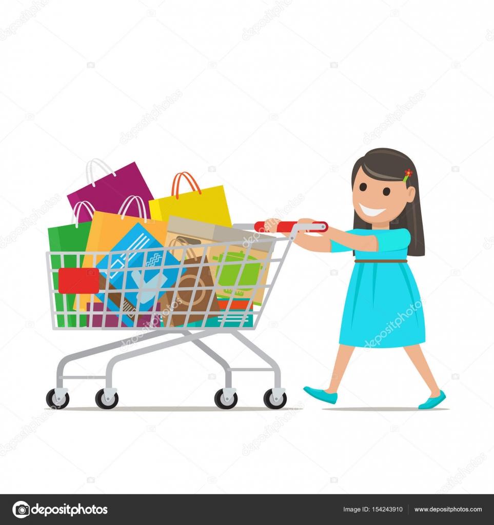 Ni a con carrito de la compra hace compras archivo - Carrito dela compra ...