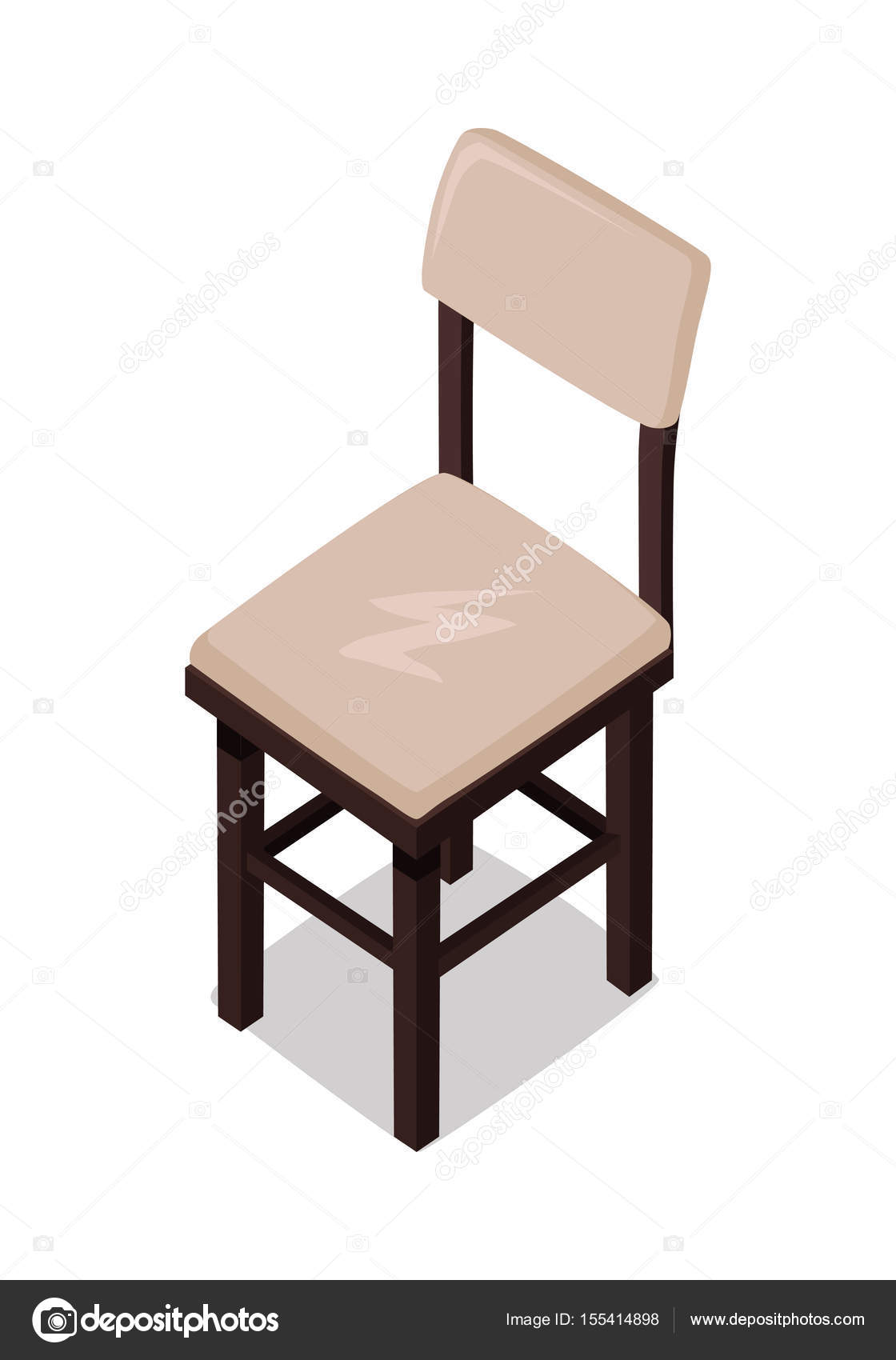 isometric office furniture vector collection. Isometric Office Furniture Vector Collection. Home And In Projection. Chair Collection