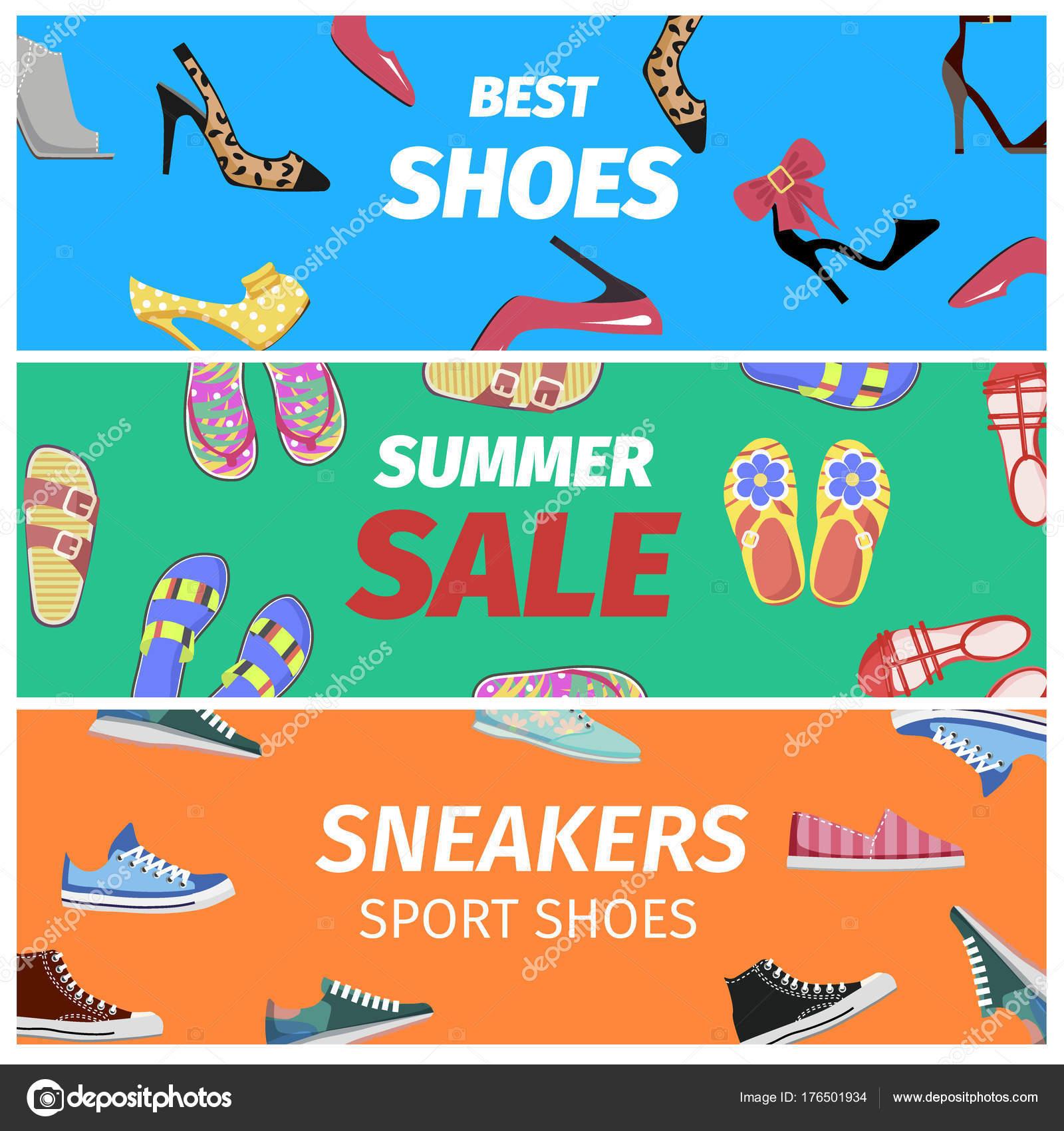 Best Summer Sale of Sneakers Sport