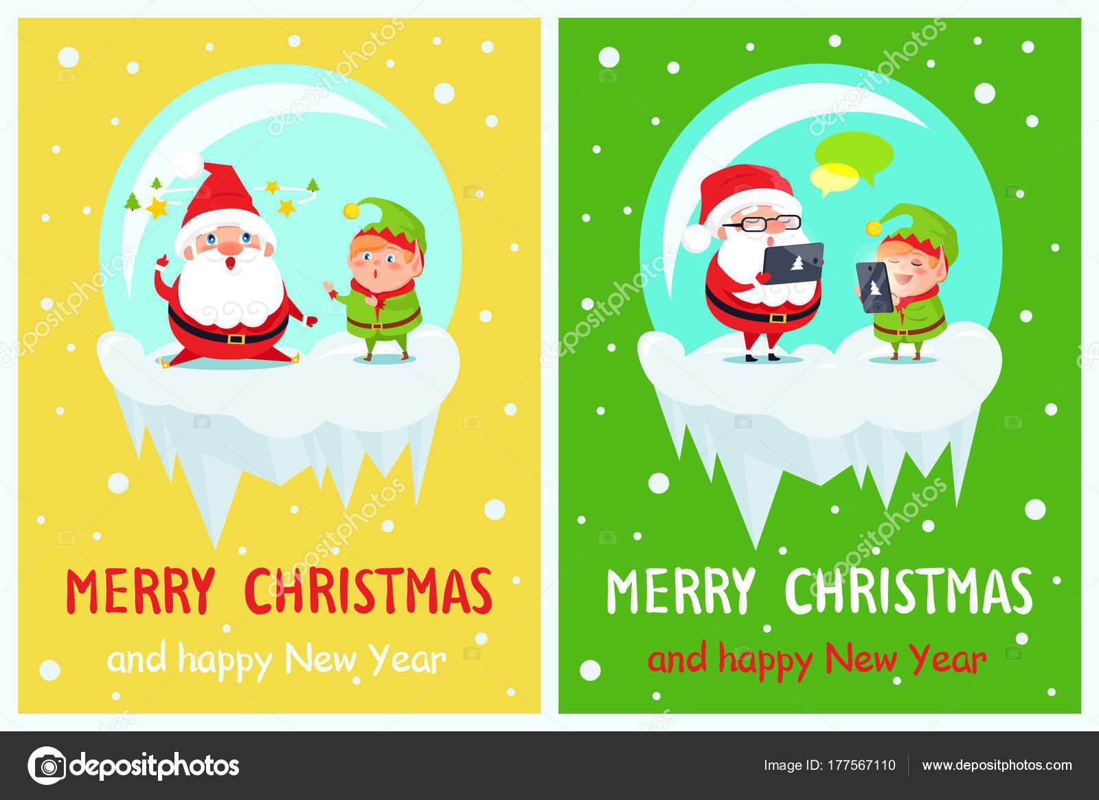 Felicitaciones Navidad Internet.Postales De Felices Fiestas Para Enviar Feliz Navidad Y