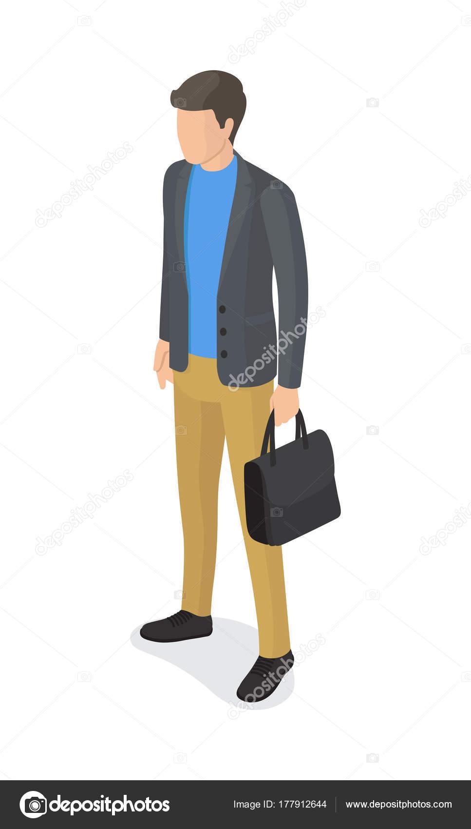 9553bb3fb711 Homme en veste grise