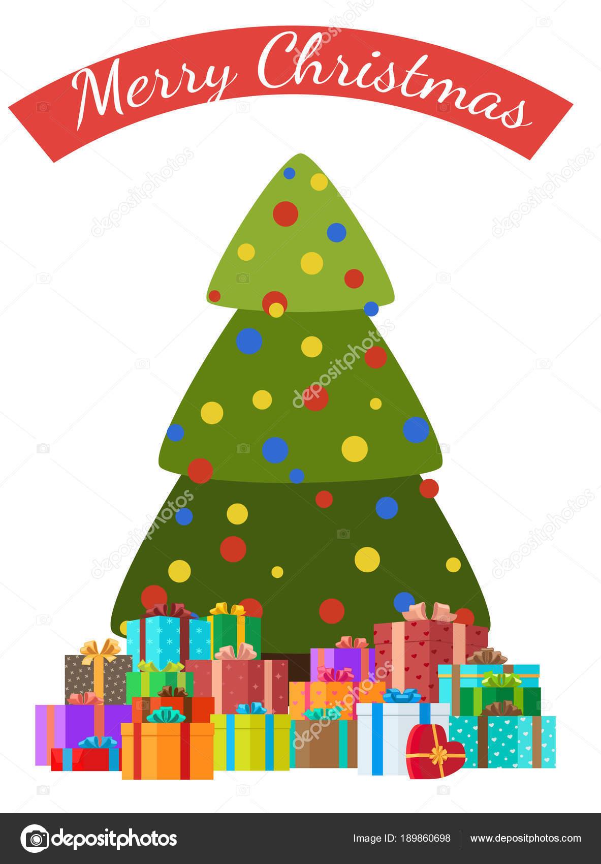 Dibujos Arboles De Navidad Para Imprimir A Color Regalos Y Cartel