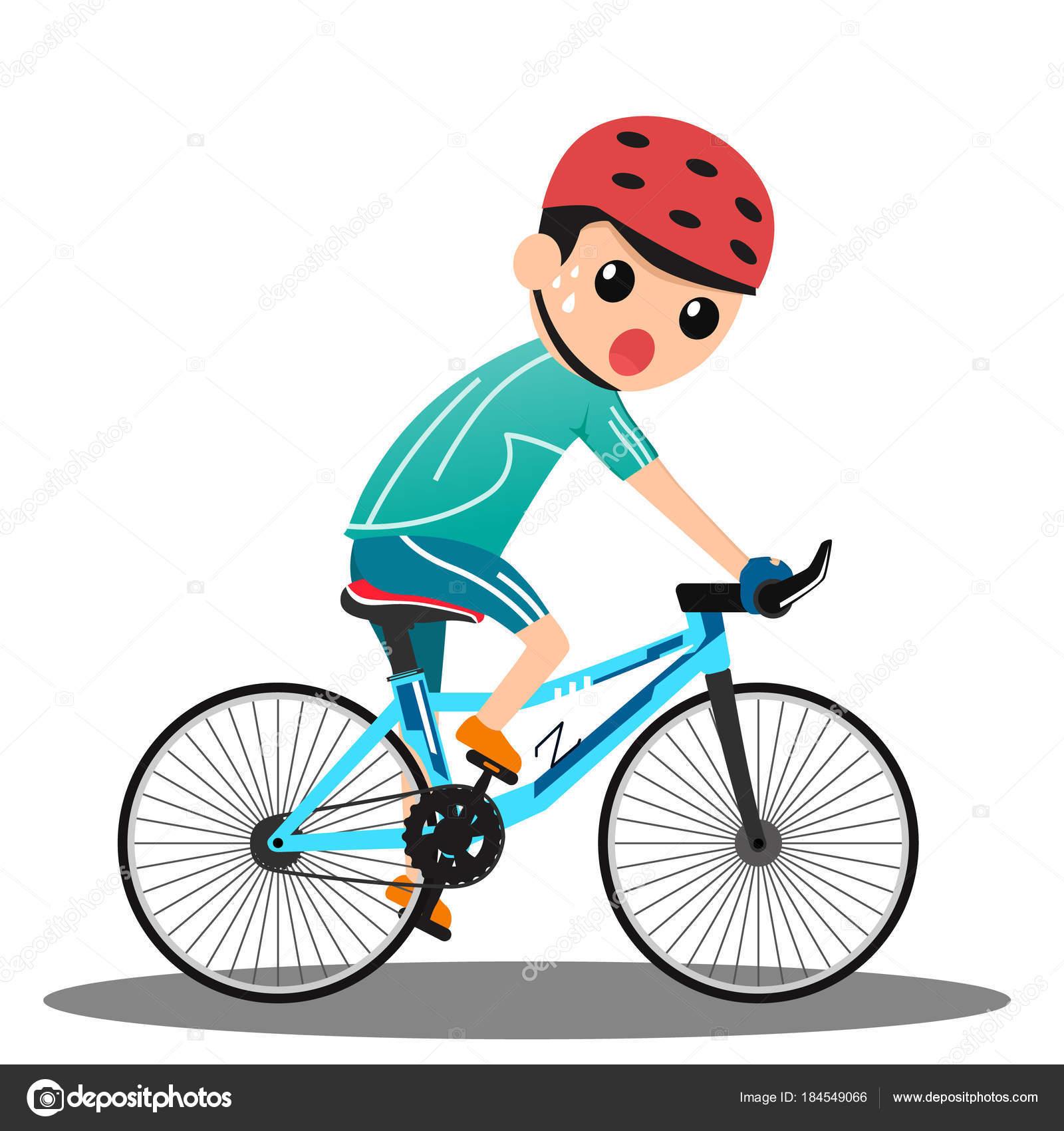Coureur cycliste dessin - Dessin cycliste ...