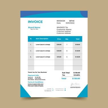 Excel Invoice Free Vector Eps Cdr Ai Svg Vector Illustration Graphic Art
