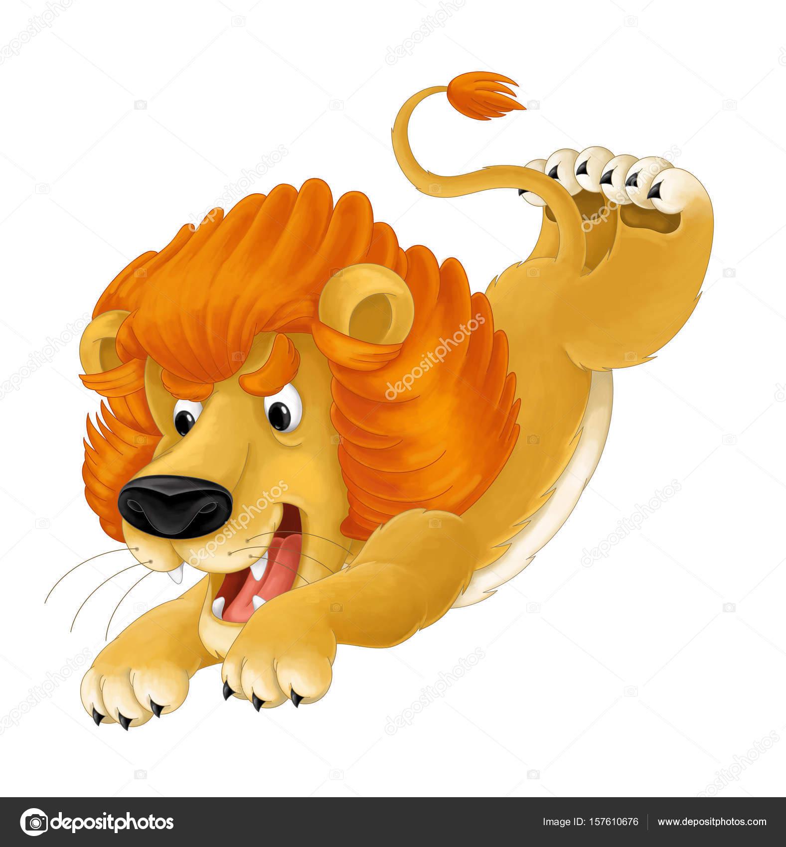 Imagenes Animales Carnivoros Para Ninos Dibujos Animados De