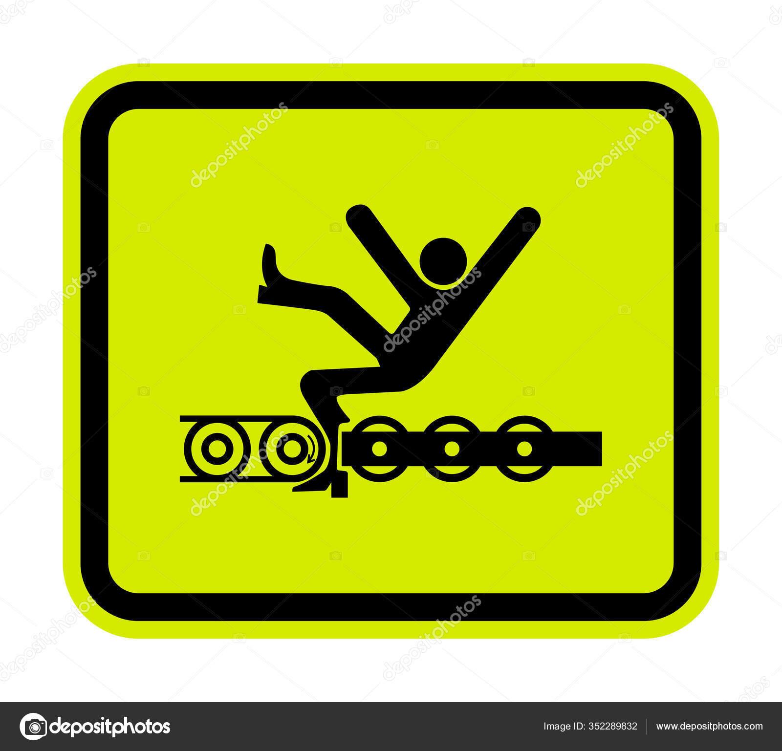 знак конвейера