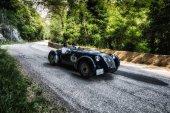 Healey 2400 Silverstone D-Type 1949