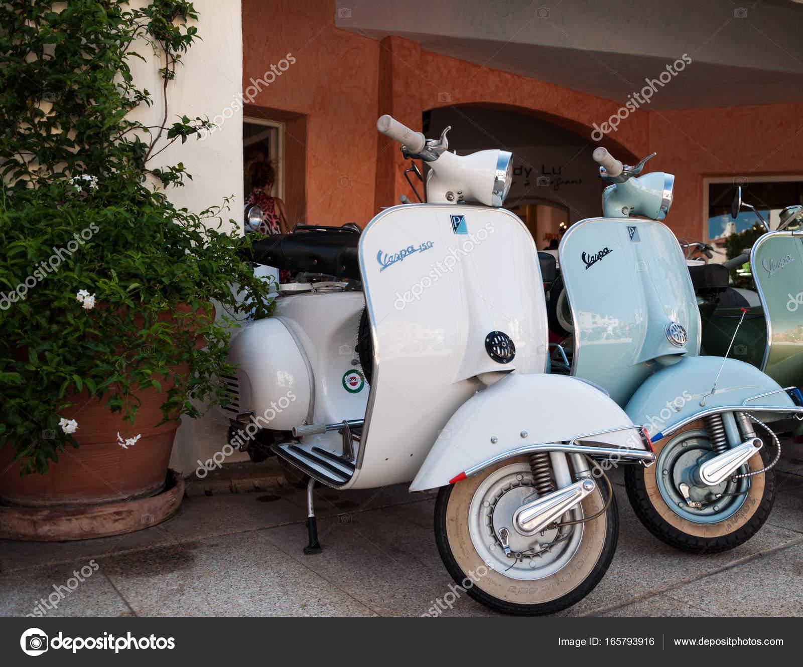 Foto Vespa Vintage Piaggio Vespa Vintage Sprint Motor Scooter