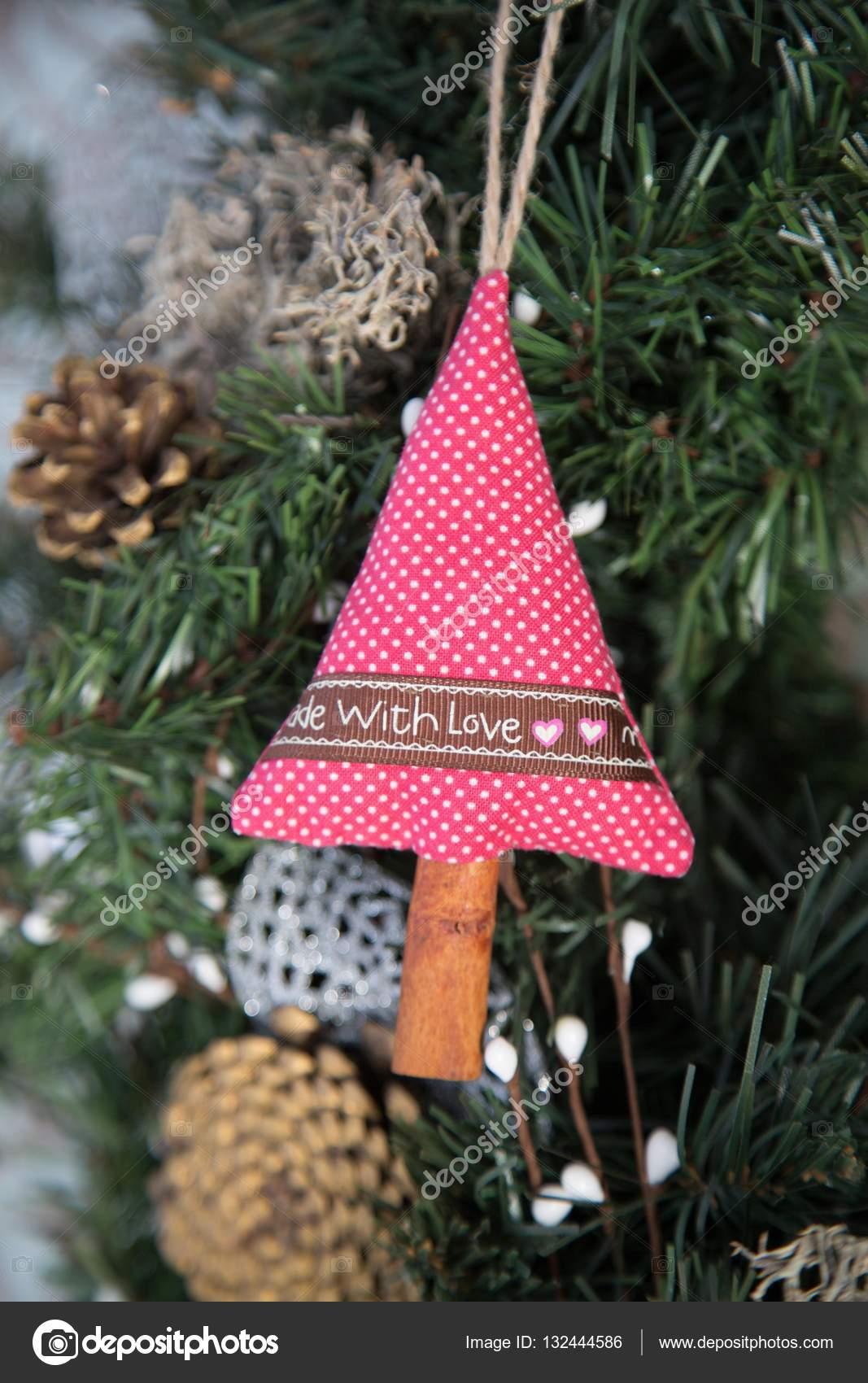 Gemutliche Handgemachte Weihnachten Spielzeug Aus Naturmaterialien