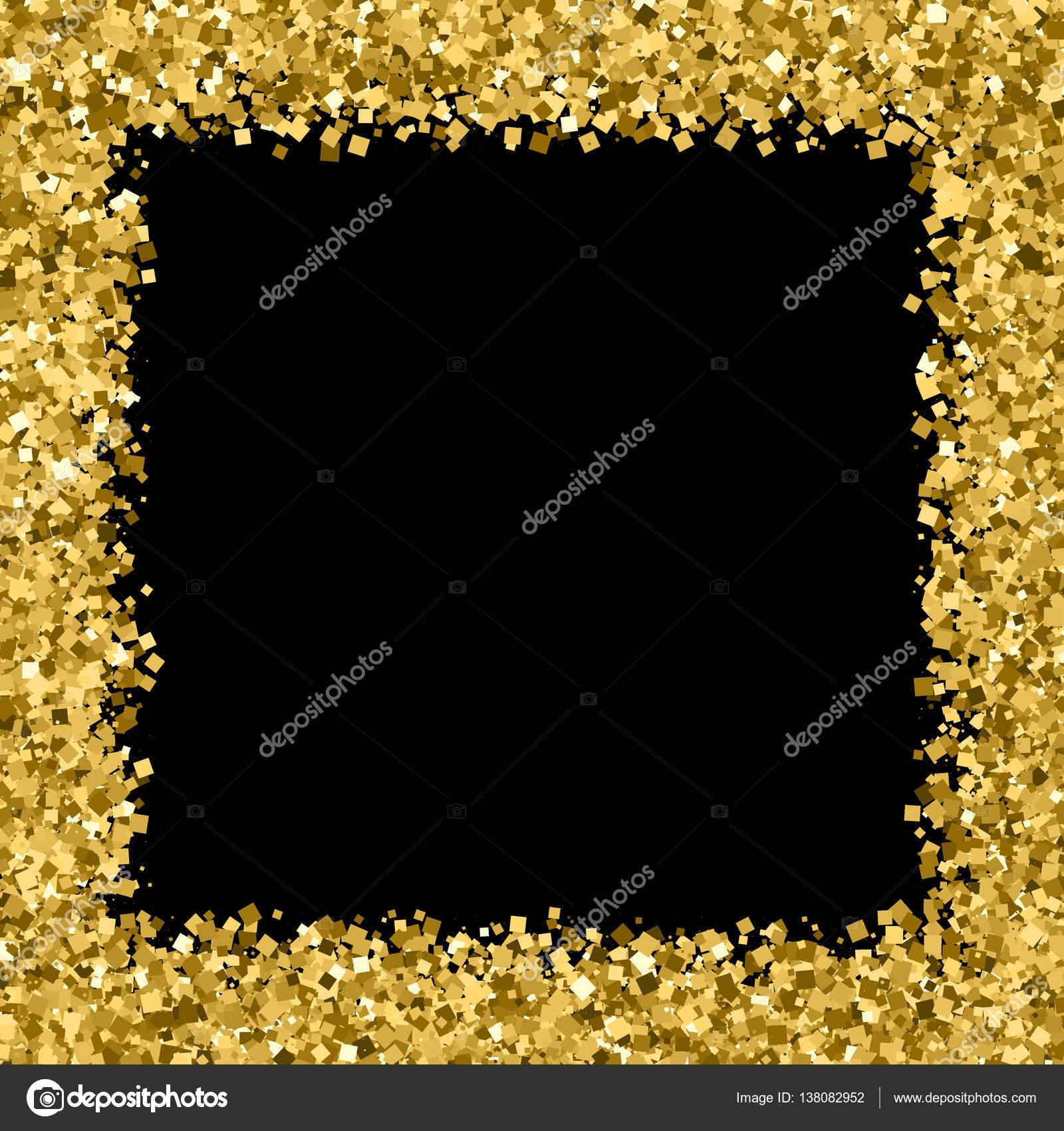 Vector de textura de glitter Oro — Vector de stock © sergio34 #138082952