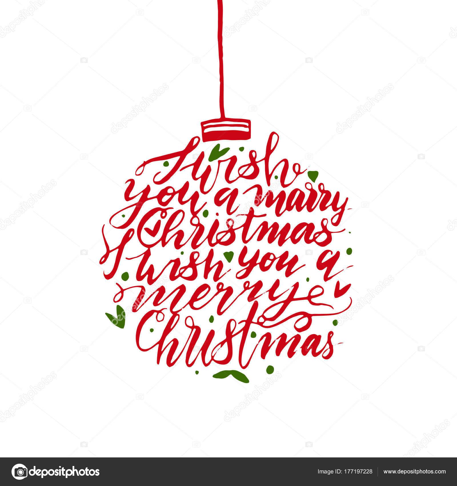 Frohe Weihnachten Spielzeug Schriftzug. Frohes neues Jahr ...