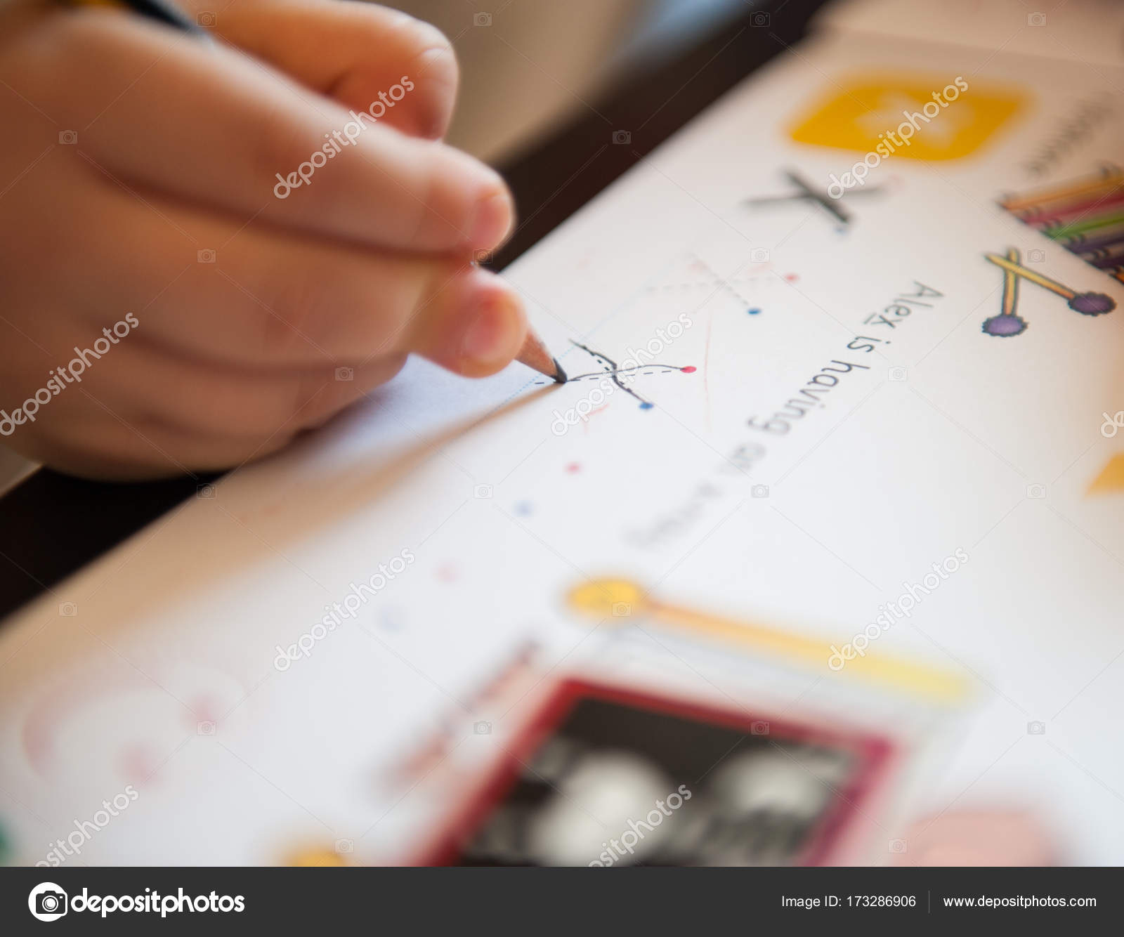 3 year old child is learning to write by tracing alphabet letters 3 year old child is learning to write by tracing alphabet letters letter x photo by vereenna expocarfo Gallery
