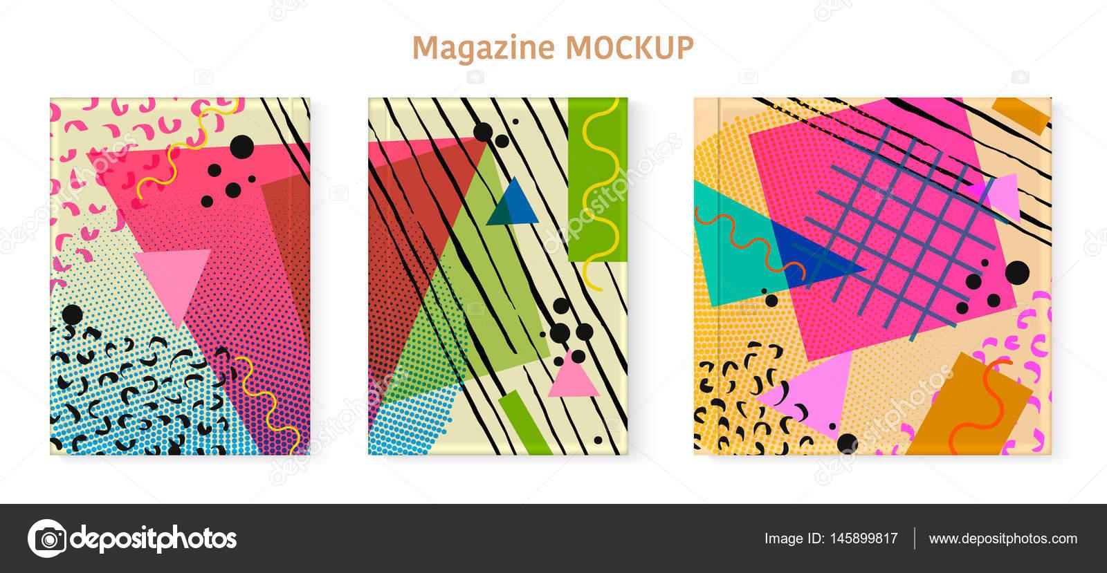 Vector abstracto diseño fondo conjunto. Para el diseño de ...