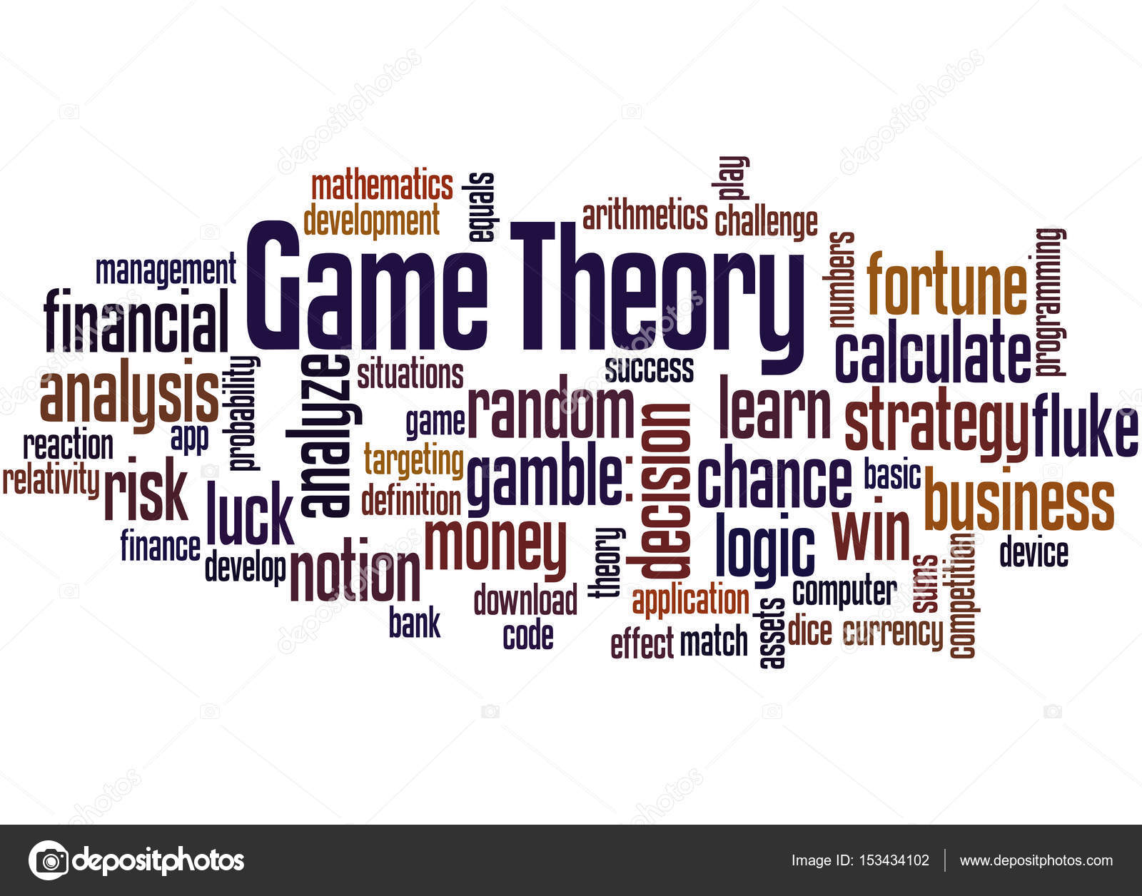 Stock options game theory